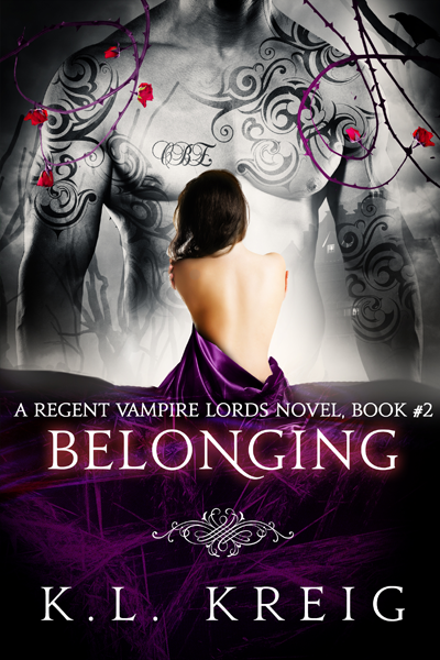 Belonging-Regent-Vampire-Lords-Book-2
