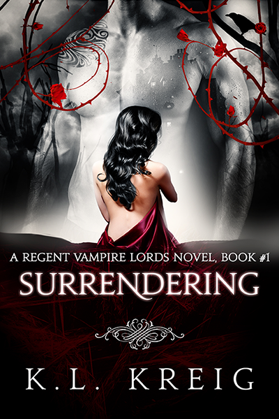 Surrendering-Regent-Vampire-Lords-Book-1